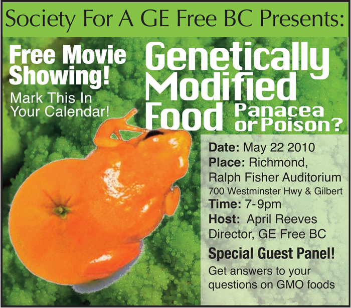 genetically modified food panacea or poison